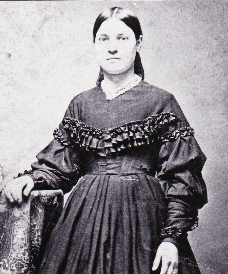 Barbara Nelson c 1860